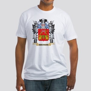 Brennan Coat of Arms - Family Crest T-Shirt